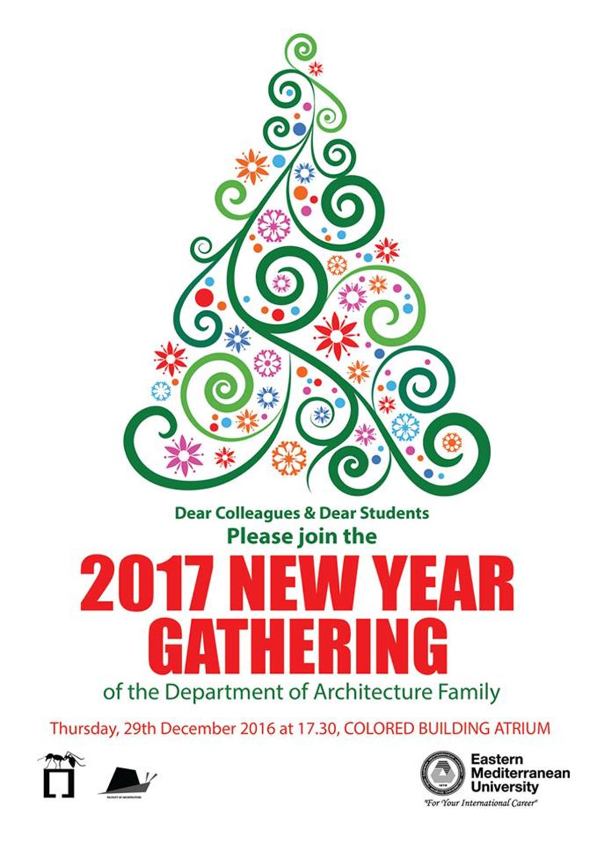 2017 New Year Gathering