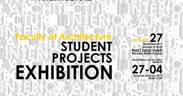 Students Projects Exhibition