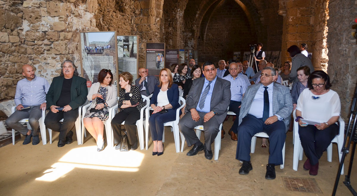 "An Event on ""Architect Ahmet Vural Behaeddin and His Listed Work"" Takes Place at EMU"