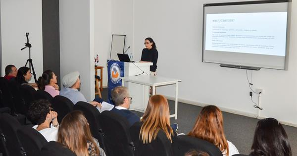EMU Department of Architecture and INTBAU Cyprus Celebrate Cultural Heritage Day with a Joint Seminar
