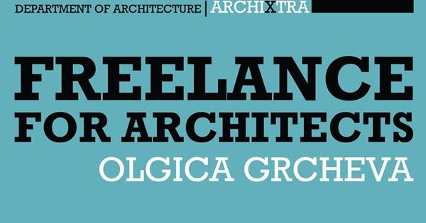 ARCHIXTRA 4: Freelance for Architects